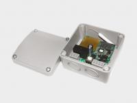 GSM-модуль для приема сигнала с мобильного телефона и передачи управляющей команды для запуска электропривода или шлагбаума
