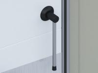 Рычажная ручка для дверей шириной от 1 600 мм