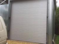 Промышленные подъёмно-секционные ворота в Никольском
