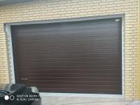 Ворота гаражные подъёмно-секционные Alutech Prestige в Парголово