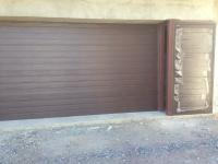 Ворота гаражные подъёмно-секционные DoorHan серии RSD02 в Ропше