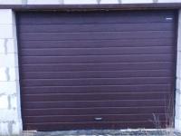 Ворота гаражные подъёмно-секционные DoorHan RSD01 в Гатчине