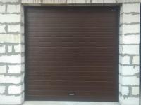 Ворота гаражные подъёмно-секционные DoorHan RSD01 в ДНП Лесная Сказка
