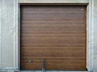 Ворота гаражные подъёмно-секционные DoorHan RSD01 в Русланово