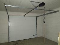 Ворота гаражные подъёмно-секционные DoorHan RSD01 в пос.Ромашка
