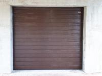 Ворота гаражные подъёмно-секционные DoorHan RSD01 2500х2270 мм в Янино