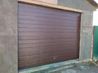 Ворота гаражные подъёмно-секционные DoorHan RSD01 2790х2230 мм в Сосновом бору