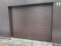 Ворота гаражные подъёмно-секционные DoorHan RSD01 2990х2500 мм в Агалатово