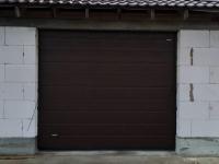 Ворота гаражные подъёмно-секционные DoorHan RSD02 в Агалатово
