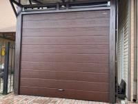 Ворота гаражные подъёмно-секционные DoorHan RSD02 2930х2740 мм в Колпино