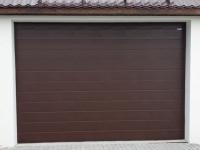Ворота гаражные подъёмно-секционные DoorHan RSD02 3994х2770 мм в Свердлово