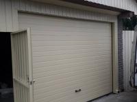 Ворота гаражные подъёмно-секционные Doorhan серии RSD02 в СНТ Звезда