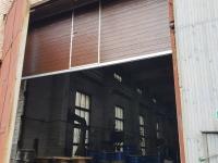 Ворота промышленные подъёмно-секционные Doorhan на Большом Сампсониевском