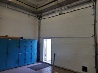 Ворота промышленные подъёмно-секционные Doorhan серии ISD01 в Пикалёво