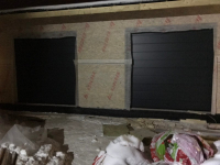 Гаражные подъёмно-секционные ворота Alutech Classic в Стрельцово