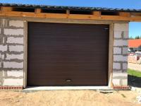 Гаражные подъёмно-секционные ворота DoorHan RSD01 в Малой Малиновке.