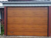 Гаражные подъёмно-секционные ворота DoorHan RSD01 в Рощино