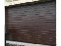 Гаражные подъёмно-секционные ворота DoorHan RSD02 в Пениках