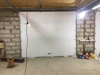 Гаражные подъёмно-секционные ворота DoorHan RSD02 в д.Олики
