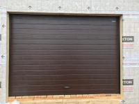 Гаражные подъёмно-секционные ворота Doorhan RSD01 в Гостилицах