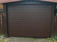 Гаражные подъёмно-секционные ворота Doorhan RSD01 в ДНП Ударник