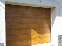 Гаражные подъёмно-секционные ворота Doorhan RSD01 в Керро