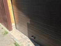 Гаражные подъёмно-секционные ворота Doorhan серии RSD01 в Кордоне