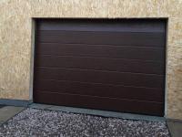 Гаражные подъёмно-секционные ворота Doorhan RSD01 в Отрадном