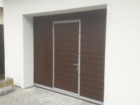Гаражные подъёмно-секционные ворота Doorhan RSD02 во Всеволжске