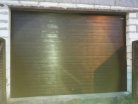 Гаражные подъёмно-секционные ворота Doorhan RSD02 в Кингисеппе
