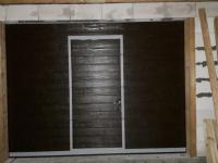 Гаражные подъёмно-секционные ворота в Коробицыно