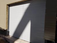 Промышленные подъёмно-секционные Doorhan ISD01 на ул.Оптиков