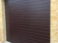 Гаражные подъёмно-секционные ворота во Всеволожском районе