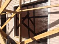 Гаражные подъёмно-секционные ворота в СНТ Прогресс