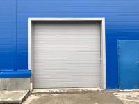 Четыре комплекта промышленных ворот DoorHan ISD01 и RSD02 в Мурино