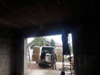 Гаражные подъёмно-секционные ворота в Маслово