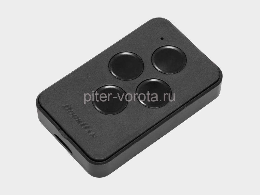Пульт Transmitter-4PRO-Black для дистанционного управления 4 автоматическими устройствами