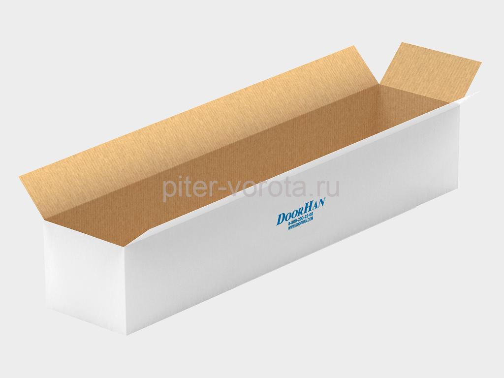 Коробка с комплектацией.