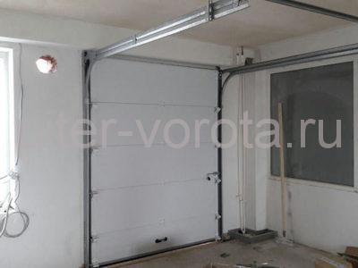 Ворота промышленные подъёмно-секционные DoorHan на ст. м. Парнас, фото 1