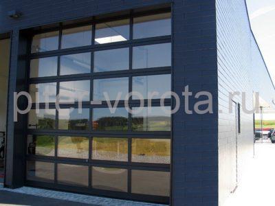 Промышленные секционные ворота DoorHan ISD02 5000 х 3000