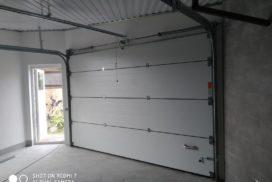 Ворота гаражные подъёмно-секционные Alutech Prestige в Парголово, фото 3