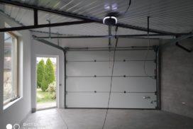 Ворота гаражные подъёмно-секционные Alutech Prestige в Парголово, фото 5