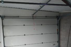 Ворота гаражные подъёмно-секционные Alutech Prestige в Парголово, фото 6