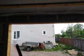 Ворота гаражные подъёмно-секционные Alutech Prestige в Выборге, фото 4