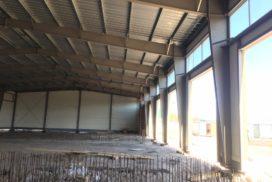 Промышленные подъёмно-секционные ворота Alutech Protrend на Софийской, фото 5