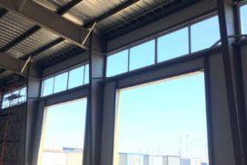 Промышленные подъёмно-секционные ворота Alutech Protrend на Софийской, фото 7