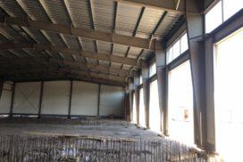 Промышленные подъёмно-секционные ворота Alutech Protrend на Софийской, фото 11