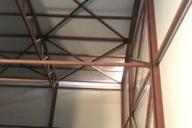 Промышленные подъёмно-секционные ворота Alutech Protrend в Лаголово, фото 15