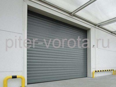 Промышленные секционные ворота DoorHan ISD01 4000 х 7000
