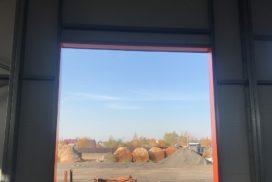 Промышленные подъёмно-секционные ворота DoorHan ISD01 в г.Коммунаре, фото 5
